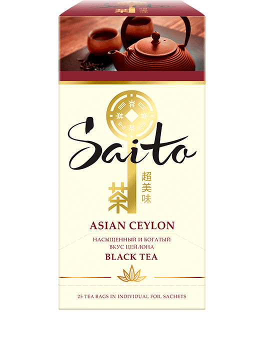 Чай Saito Asian Ceylon